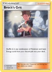 Brock's Grit (U) #135