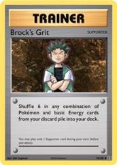 Brock's Grit (U) #74