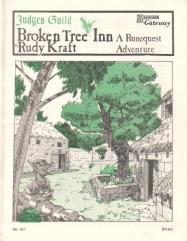 Broken Tree Inn (1st Printing)