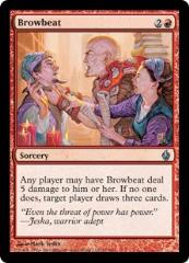 Browbeat (U) (Foil)