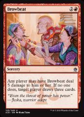 Browbeat (R) (Foil)
