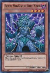 Brron - Mad King of Dark World (Ultra Rare)