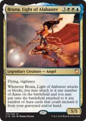 Bruna, Light of Alabaster (MR)