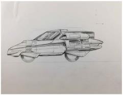 Battletech Unused Concept Art - Untitled #28