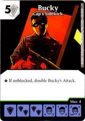 Bucky - Cap's Sidekick