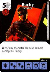Bucky - Soldier