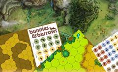 Bunnies and Burrows Play Pack