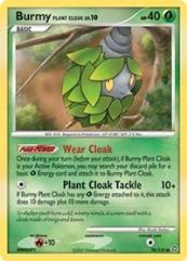 Burmy Plant Cloak (C) #78