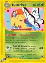 Butterfree (38) (R) #38 (Reverse Holo)