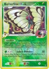 Butterfree FB (R) #17 (Holo)