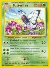 Butterfree (R) #21