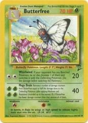 Butterfree (U) #34