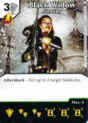 Black Widow - Stealthy