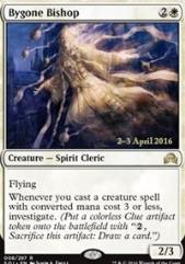 Bygone Bishop (P) (Foil)