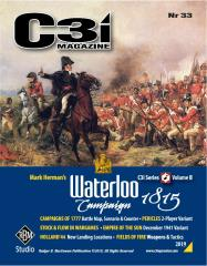 #33 w/Waterloo 1815 Campaign