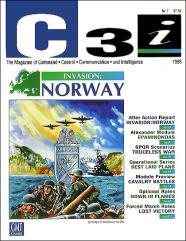 "#7 ""Invasion - Norway, Alexander Module, SPQR Scenarios"""