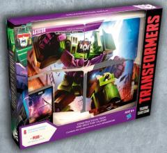 Rise Of The Combiners Devastator Deck