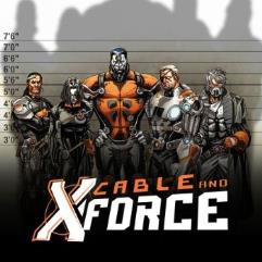 Cable and X-Force - Wanted