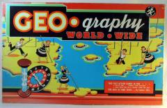 Geo-Graphy World-Wide