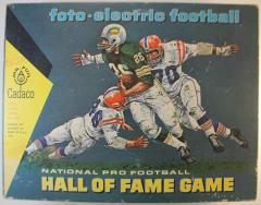 Foto-Electric Football - Hall of Fame Game
