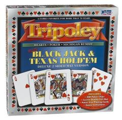 Tripoley w/ Black Jack & Texas Hold'em
