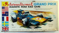 International Grand Prix Magnetic Road Race Game