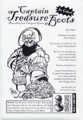 Captain Treasure Boots (1st Edition)