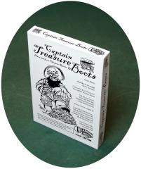 Captain Treasure Boots (2nd Edition)