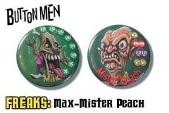 Freaks - Max & Mr. Peach