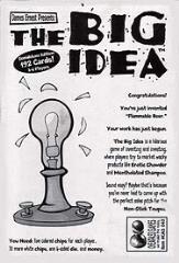 Big Idea, The (Semideluxe Edition)