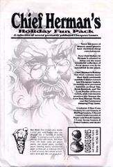 Chief Herman's Holiday Fun Pack