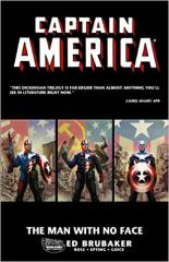Captain America - The Man With No Face