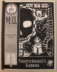 Parapsychologist's Handbook, The (Black and White Cover)