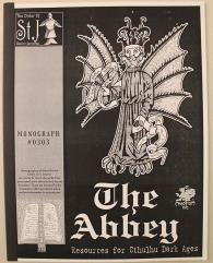 Abbey, The (Black and White Cover)