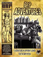 Basic Roleplaying Adventures