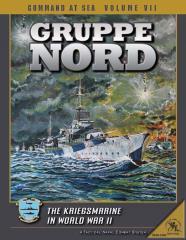 Volume #7 - Atlantic Navies #2, Gruppe Nord - The Kriegsmarine