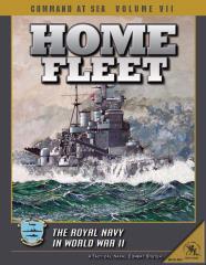 Volume #7 - Atlantic Navies #3, Home Fleet - The Royal Navy