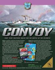 Convoy #1 - Deadly Waters, The Gibraltar Run 1941-1942