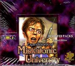 Expeditions of Miskatonic University - Booster Box