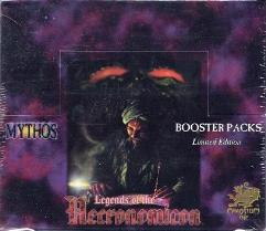 Legends of the Necronomicon Booster Box
