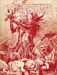 Stormbringer (1st Edition) - Rulebook Only!
