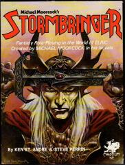 Stormbringer (2nd Edition)