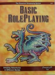 Basic Roleplaying (2nd Edition) (Advanced Reader's Copy)