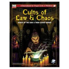 Cults of Law & Chaos - Secrets of the Gods & Their Sacred Orders (d20)