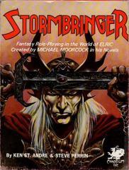Stormbringer (1st Edition)