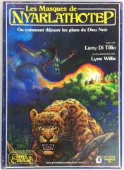 Les Masques de Nyarlathotep (Masks of Nyarlathotep) (French Edition)