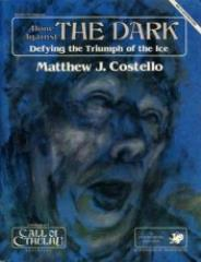 Alone Against the Dark (1st Printing)