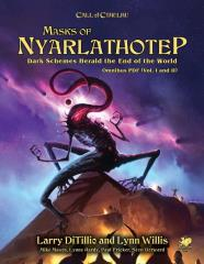 Masks of Nyarlathotep - Slipcase Set