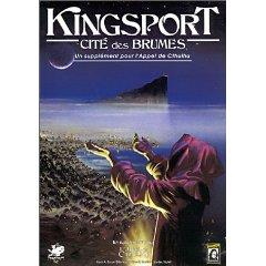 Kingsport - Cite des Brumes (Kingsport - The City in the Mists, 1st Edition) (French Edition)