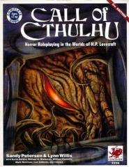 Call of Cthulhu (5th Edition)